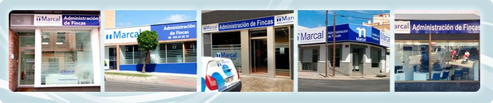 Administracion de fincas Marcal en Colmenar Viejo